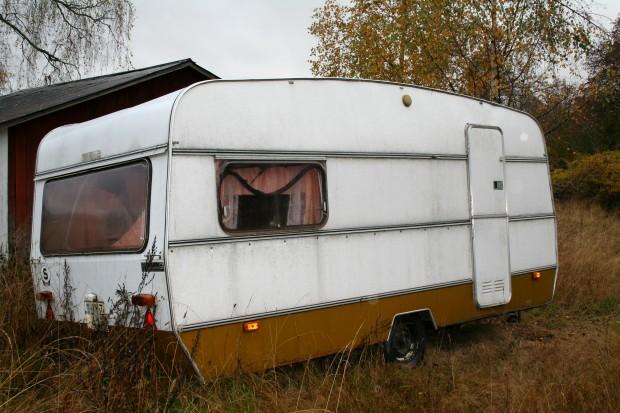 En husvagn kommer få ny skepnad